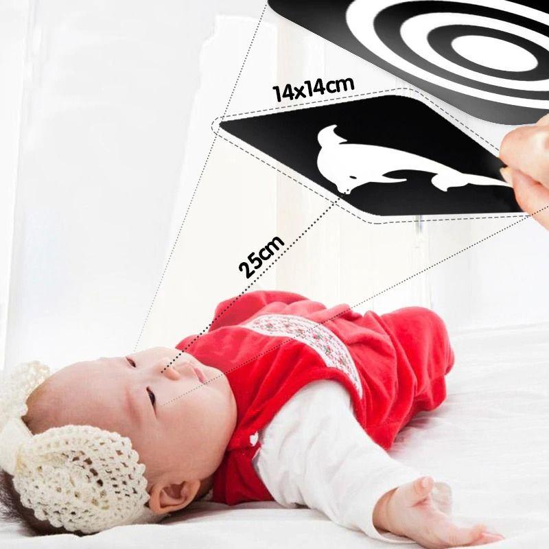 محرکهای دیداری نوزاد